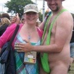 Mankini Man not known to me :-)