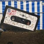 Giant Cassette Tape- Love it!
