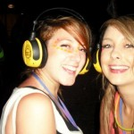 Silent disco- so much fun