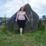 My first year... and in the infamous Stone Circle!