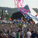 Pyramid Stage just before Kasabian.