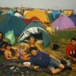 Last day of Glasti '92