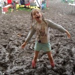 Stuck in the Mud in the Theatre Field!