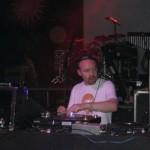 Mr Scruff, a DJ legend.