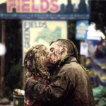 One of the great muddy years and boy was it chilly. This was just one of those magic moments when I saw this couple embrace.