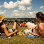 The first sunny Glasto for what seemed like an age! So many wonderful memories, can't wait for 2010