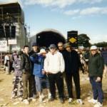 a rare group photo :)