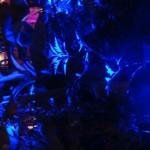 Lights in gazebo