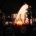 Sunset @ The Glade