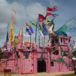 Amazing Kidz Field castle I helped paint.