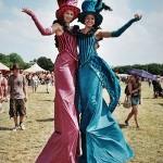 long legged burlesque ladies!