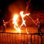 Fire Puppets.(Sun 2010)