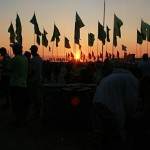 Flags @ Sunset