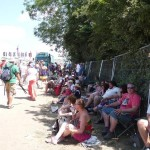 2010 the year of being happy to be at the back of the crowd...IN THE SHADE!!