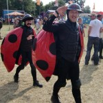 Glastonbury bugs