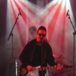 Glasvegas on the John Peel Stage.