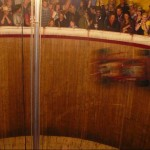 Is it Blur? No...it's The Wall Of Death at The Common.