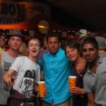 """Last Beers at Bourbon Street"""
