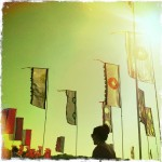 West Holts flags, 2011