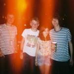 Will, Joe, Hannah and Karl :)