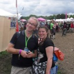 This year I met Harry Enfield! Can't wait for 2013! X