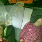 Exhausting times at Glastonbury