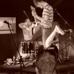pulled apart by horses ( BBC introducing )