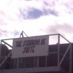 Old Trafford at Glastonbury!