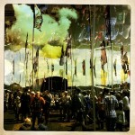 Super doopa pic of the magic flags at Glasto, I have many more.