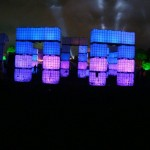 Cube Henge looking Pretty!