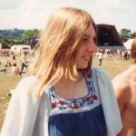 This was my 3rd and last time at Glastonbury. I went with Graham Hersey.  I go to smaller folk festivals these days!!