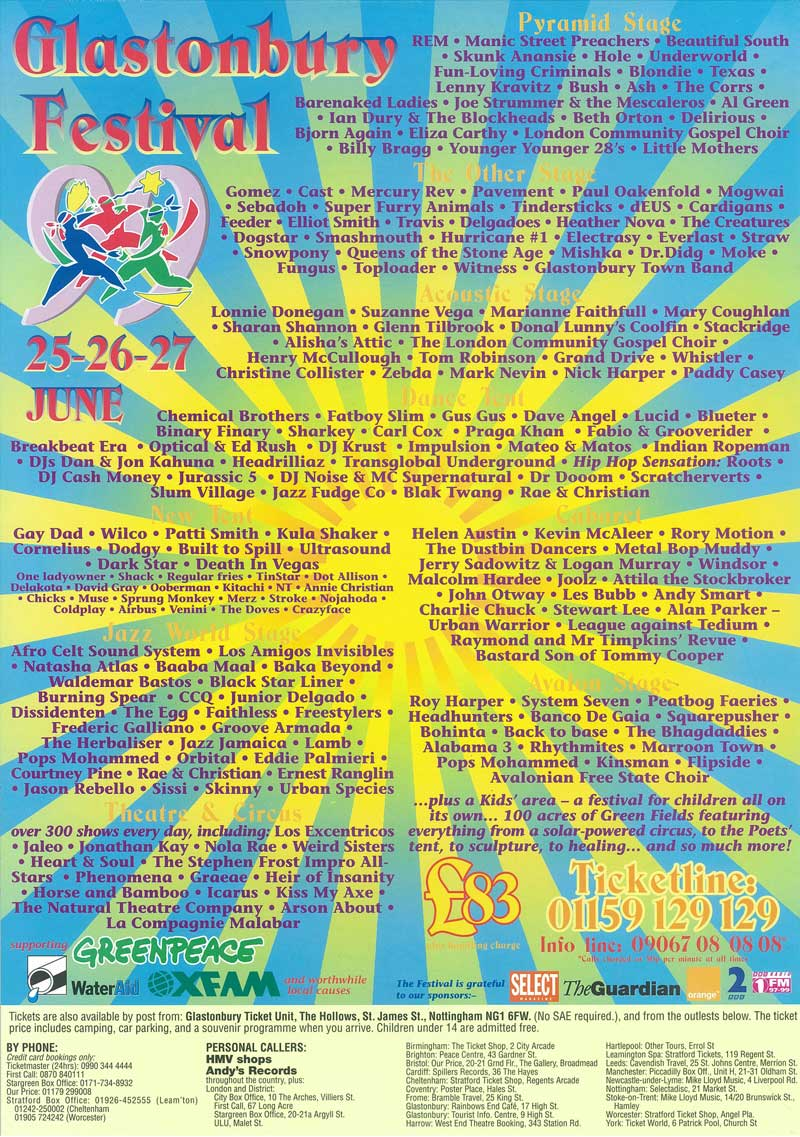 1999Poster