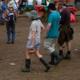 A lesson in Festival crowd control