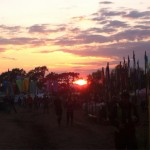Sunset at Green Futures