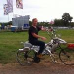Stag bike