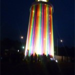 Park Tower at Night