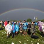 Pyramind Rainbow