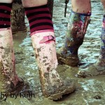 Glastonbury Wellies!
