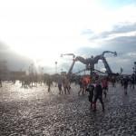 Sunset n mud