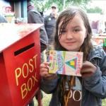 Postcard from Glastonbury