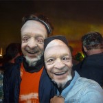 The Michael Eavis Twins at the Hell Stage