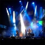Another shot of Twin Atlantic on John Peel 2014