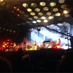 Arcade Fire being spectacular