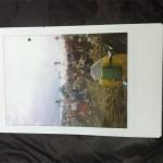 Polaroid of the Pyramid Stage