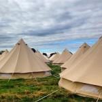 Zig Zag Through The Tents