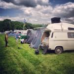East 19 Camper field