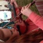Loving the music tent
