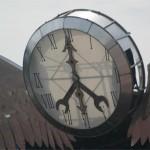 The Clock CND Logo
