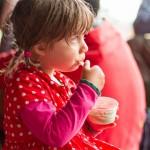 Contemplating icecream