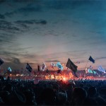 Chemical Brothers sunset on Other stage